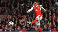 Champions League: Mesut Ozil nets hat-trick as Arsenal thrash Ludogorets