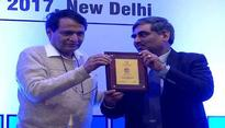 AAI official receives honorary fellowship award