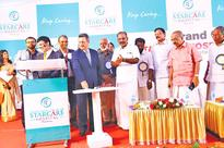 Starcare officially inaugurates multispecialty hospital in India