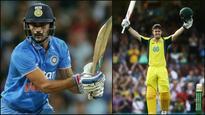 Australia v/s India stats: Manish Pandey equals Sachin, Marsh family achieves unique feet against India