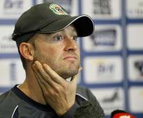 World Cup in pocket, Michael Clarke's next aim is to take Australia to top of test ranks