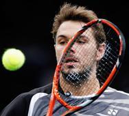 Paris Masters: Wawrinka slump continues with third round exit