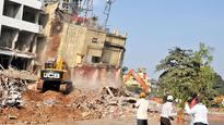 Thane Municipal Corporation to hold public hearing for demolition of illegal structures
