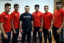 Iran's youth Wushu athletes win silver medal in Bulgaria tournament