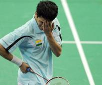 End of road to Rio? Injury layoff set to shatter Kashyap's Olympic dream