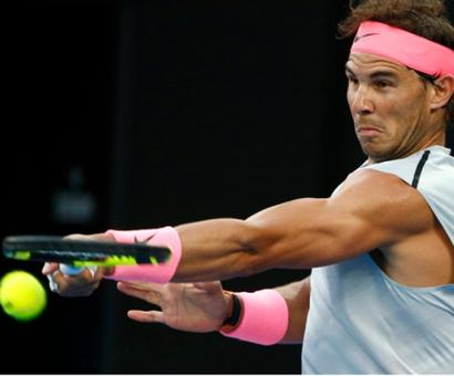 Aus Open PIX: Nadal, Kyrgios ease into 2nd round, Bencic sends Venus packing