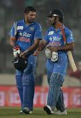 Dhoni and I can play fearless cricket again: Yuvraj