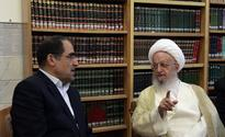 Grand ayatollahs laud health minister for efficient services