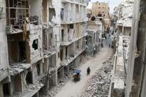 Aleppo's story of war