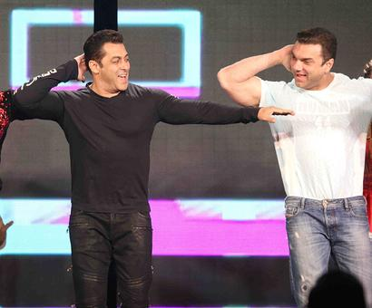 When Salman Khan got upstaged!