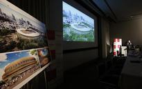 Tokyo breaks ground on new 2020 Olympics National Stadium