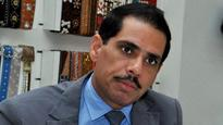 Land deal: Clean chit for Vadra
