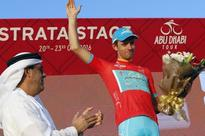 Abu Dhabi Tour: For Astana's Tanel Kangert, a day on top of the mountain, for once