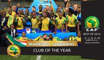 Sundowns win Caf Club of the Year award