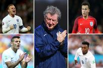 Who's Roy taking to France? Every England player's chances rated