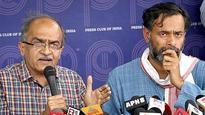 Yogendra Yadav, Prashant Bhushan to launch party for Punjab polls