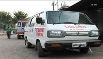 Toddler dies in ambulance stuck behind wedding procession