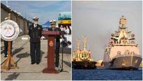Indian warships arrive in Australia for bilateral maritime exercise