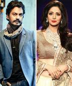 Nawaz is a perfect match for Sridevi
