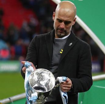 'Man City not at Barcelona's level yet'