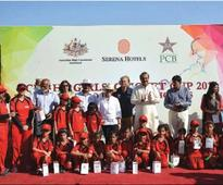 Cricket diplomacy: Cricket tournament for girls promotes gender equality