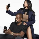 Kanye West Compares Kim Kardashian's Nude Selfies to Adele's Singing