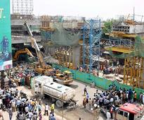 Lucknow Metro shuttering collapse: Number of injured rises to eight