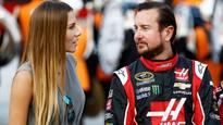 Kurt Busch gets married to Ashley Van Metre in the Caribbean