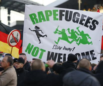 Germany: Reports of 'mass sexual assault by immigrants' were 'baseless'