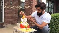 WATCH: Riteish Deshmukh's clever Eco-Ganesha will give you creativity goals!