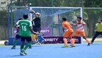 7th Senior National Hockey C'ship: PSPB thrash Hockey Rajasthan 11-0