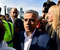 Son of Pakistani immigrant is first Muslim mayor of London