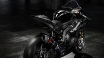 BMW reveals exclusive carbon-fibre framed HP4 Race bike