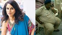 Mumbai: Inspector undergoes health check-up after being fat-shamed by Shobhaa De, awaiting test reports