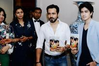 Starmark and Penguin Books, YFLO organised an evening with Emraan...