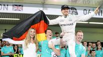 Nico rosberg announces shock retirement from formula one