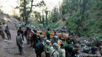 12 Dead, 20 injured as Bus Falls into Gorge in Udhampur