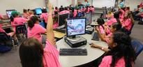 CSUSB welcomes Girl Scouts for cyber security summer camp