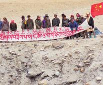 Stand-off continues: Chinese choppers airdrop food for PLA in Chumar area
