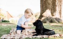 The perfect prince: George's first 3 years