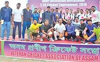 NF Rly down Guwahati to clinch veterans cricket title