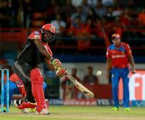 IPL 2017: Chris Gayle, Yuzvendra Chahal guide RCB to 21-run win over Gujarat Lions
