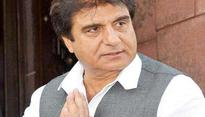 Raj Babbar offers to quit after Congress poll debacle in UP
