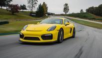 Best of the Best 2016: Wheels | Sports Cars: Porsche Cayman GT4