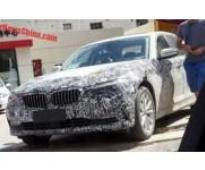 Next gen BMW 5 Series spotted testing in China