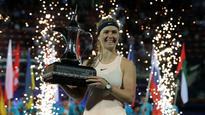 Dubai Open: Elina Svitolina dismantles Daria Kasatkina to retain her title