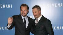 Tom Hardy has Leonardo DiCaprio to thank for taking role in The Revenant