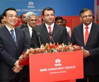 Mistry hosts Chinese Premier at TCS