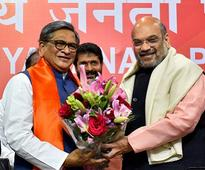 SM Krishna's defection to BJP may mark beginning of exodus for Congress in poll