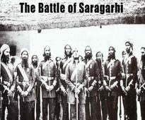 Now, a serial on Battle of Saragarhi
